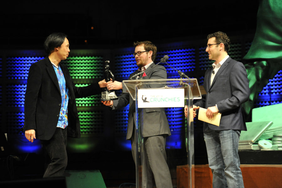 Geek-dom is rewarded at the Crunchies Awards!