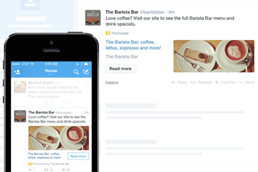 Twitter change to increase website traffic