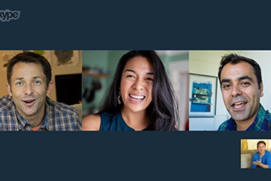 Skype makes group calling free, more competition for Google hangouts?