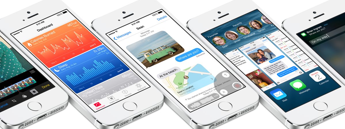 Apple iOS 8: What's New